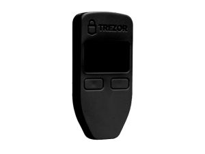 Bitcoin Hardware Wallet Trezor